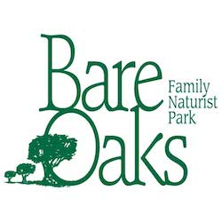 view listing for Bare Oaks Family Naturist Park