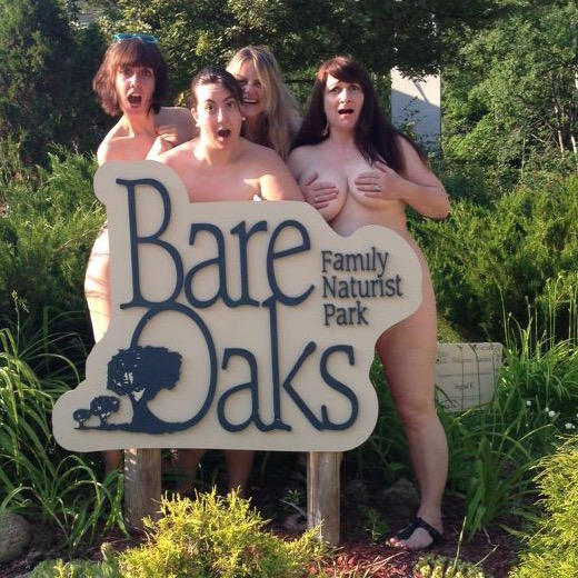 Stand-up comedians perform nude at Bare Oaks in 2014