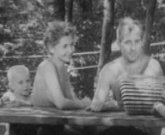 Karl and Marlies Ruehle interviewed on CBC-TV in 1961