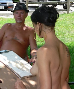 Recreational Naturist versus Ethical Naturists