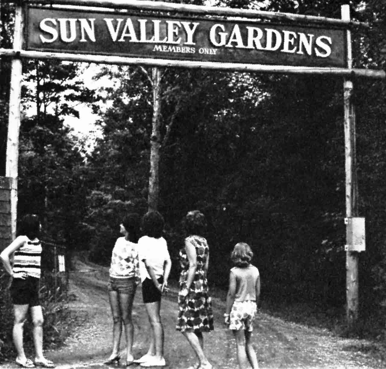 SVG entrance 1964