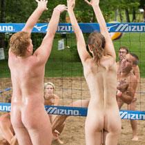 Glenn echo nudist camp