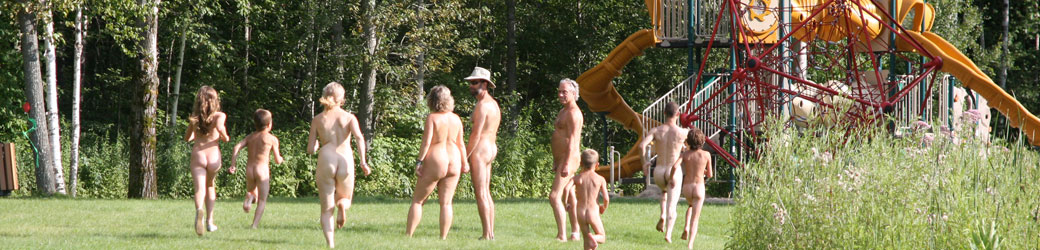 Family naturism has been shown to be beneficial to kids