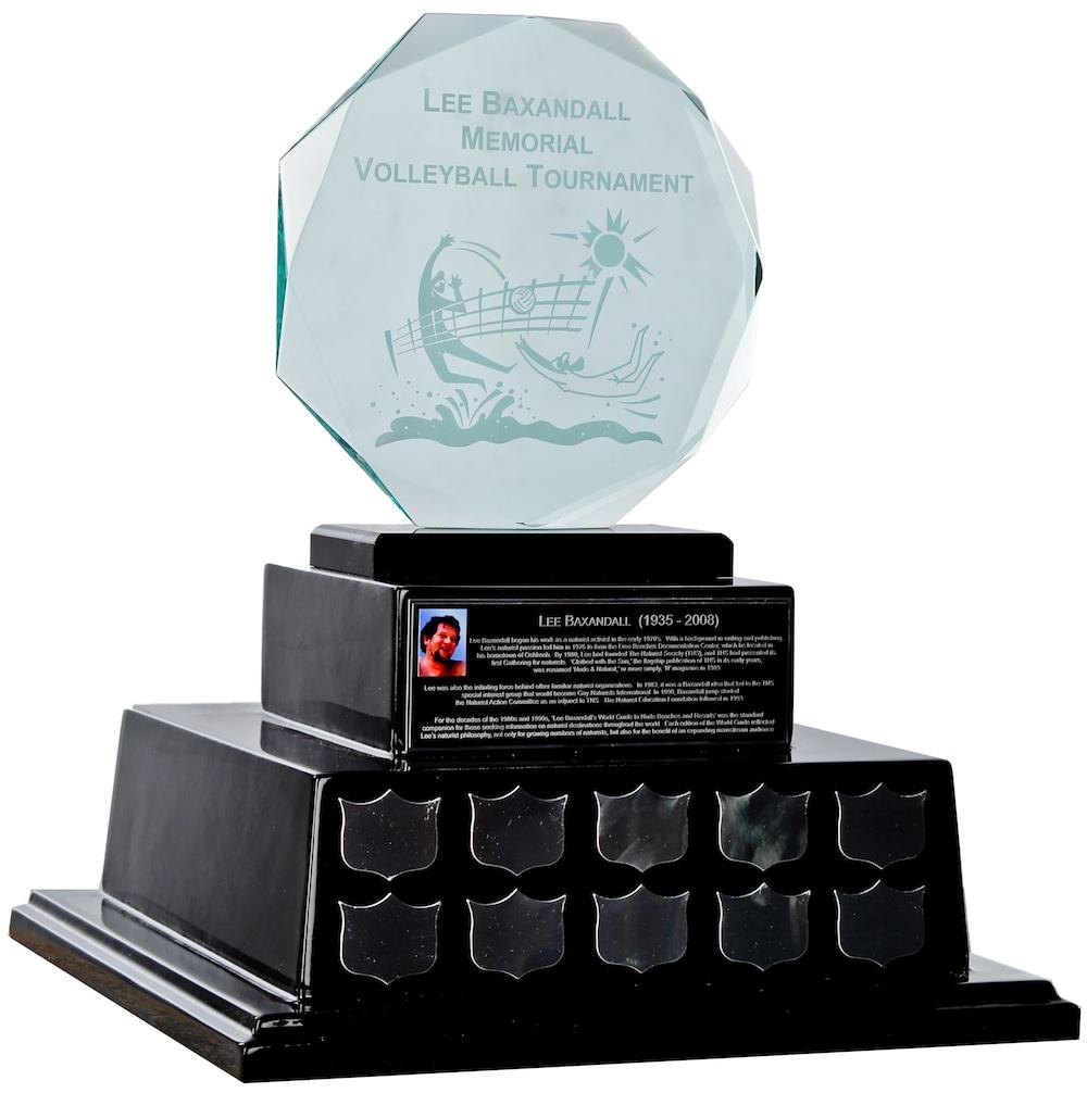 Lee Baxandall Tournament Trophy