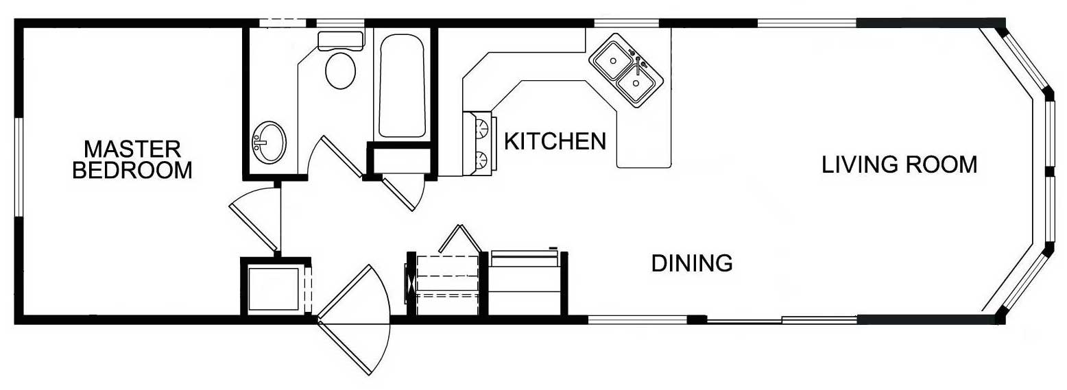 Grand Cabin floor plan