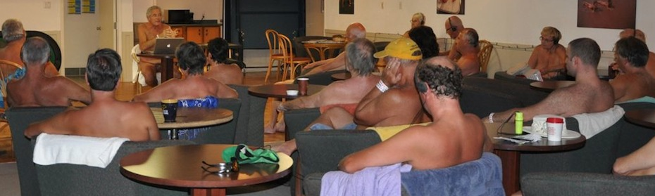 Naturists discuss values, ethics and morals of naturism