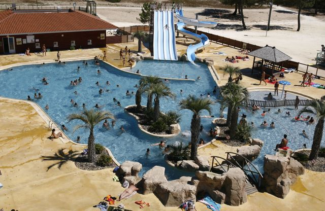 Water Park at the CHM Montalivet