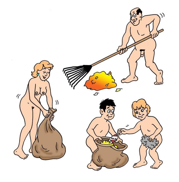 Naturist Volunteers