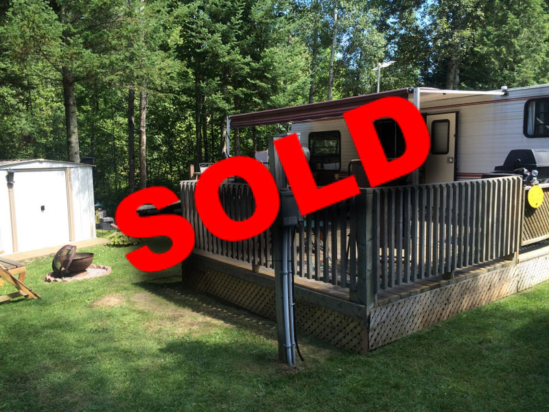 1994 Jayco 5th Wheel on site 226 sold