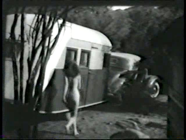 Scene from Unashamed movie (1938)