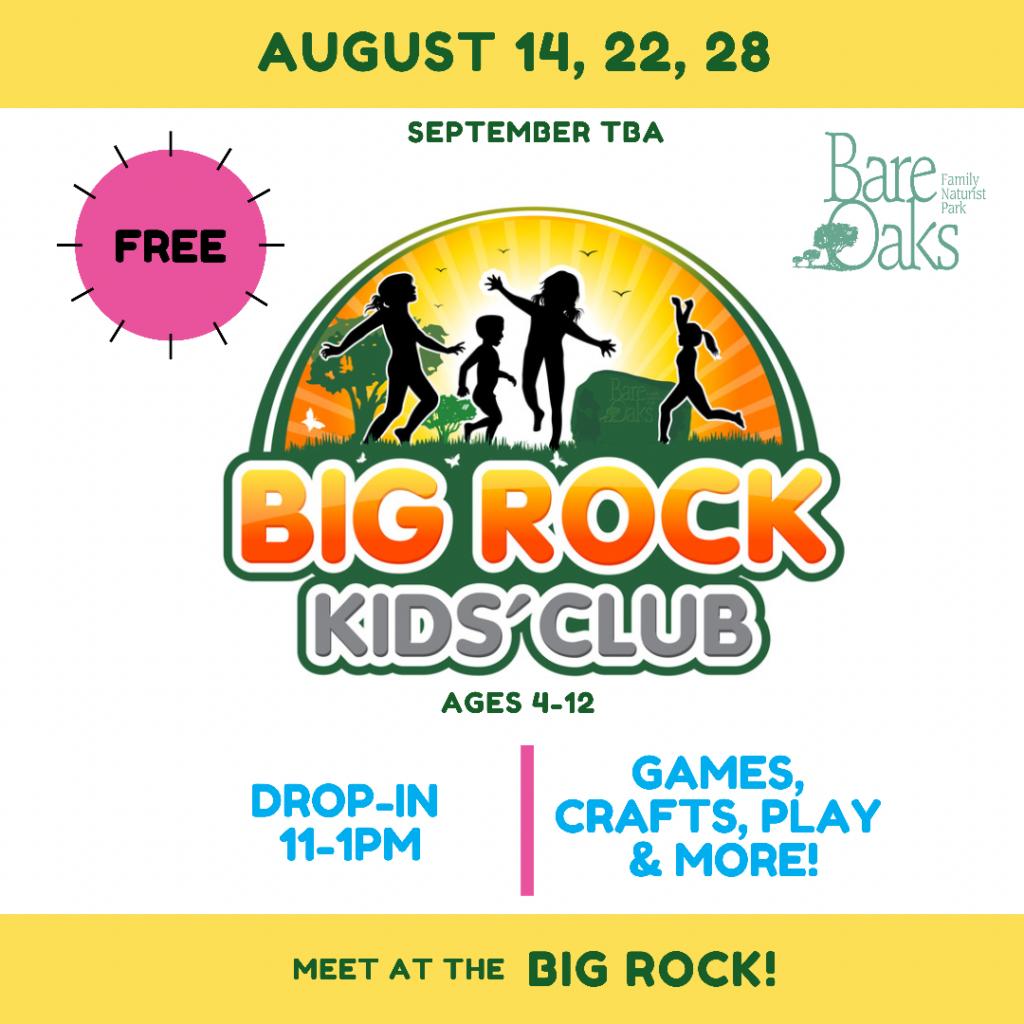 Big Rock Kids' Camp